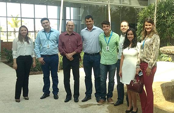 Clientes de MPE conhecem empresas do Grupo Algar