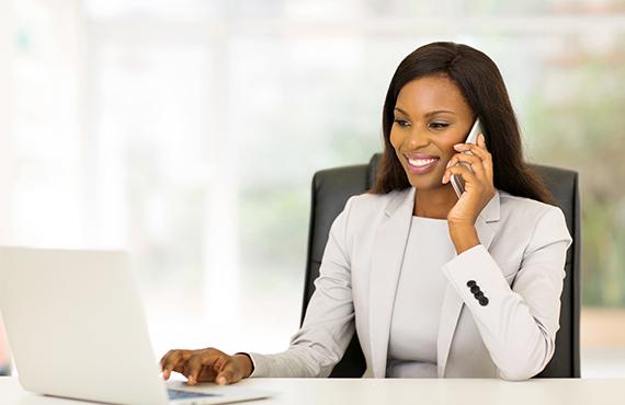 Você usa celular nos seus negócios?