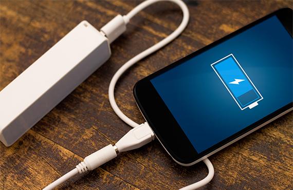 Como funcionam as baterias que carregam celulares?