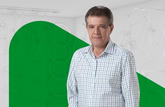"""Adair Silva: """"Eu Recomendo Algar Telecom"""""""