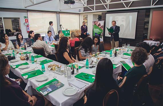 Algar Telecom reúne jornalistas para discutir Conteúdo X Marketing