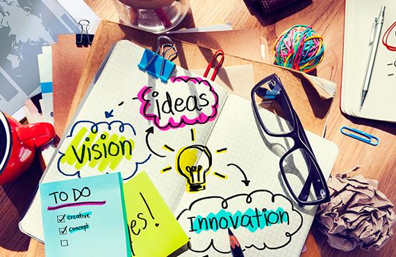 6 hábitos que aumentam a criatividade