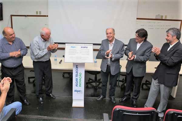 Algar Telecom e UFU criam Laboratório de Inovação Tecnológica