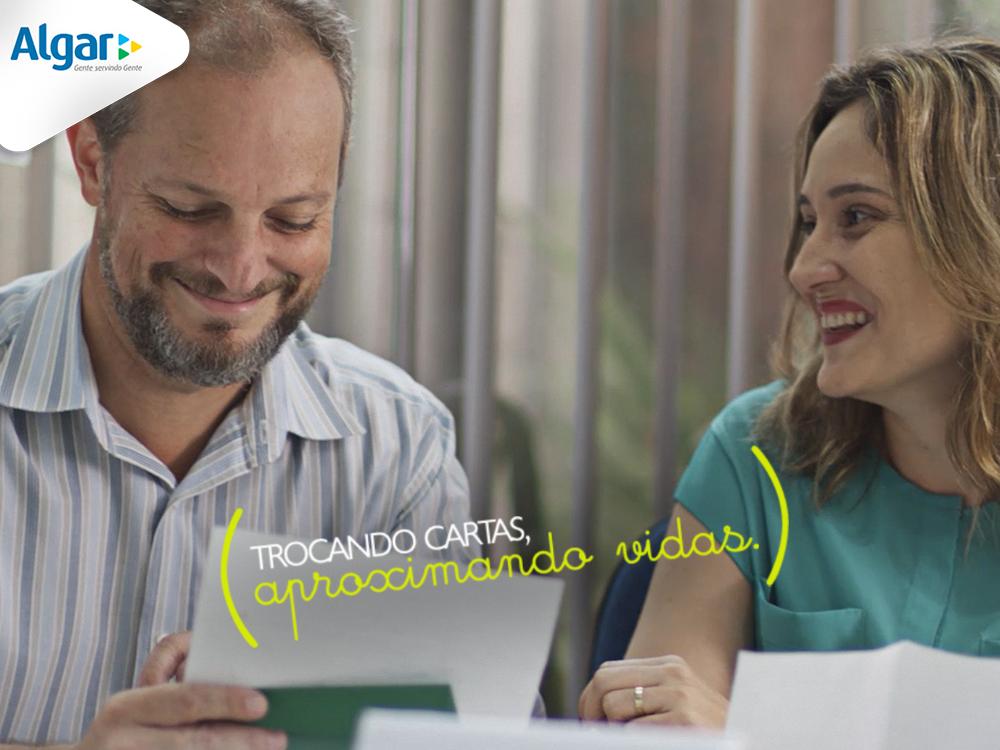 Clube de Correspondência: ação de fim de ano do Grupo Algar busca conectar pessoas