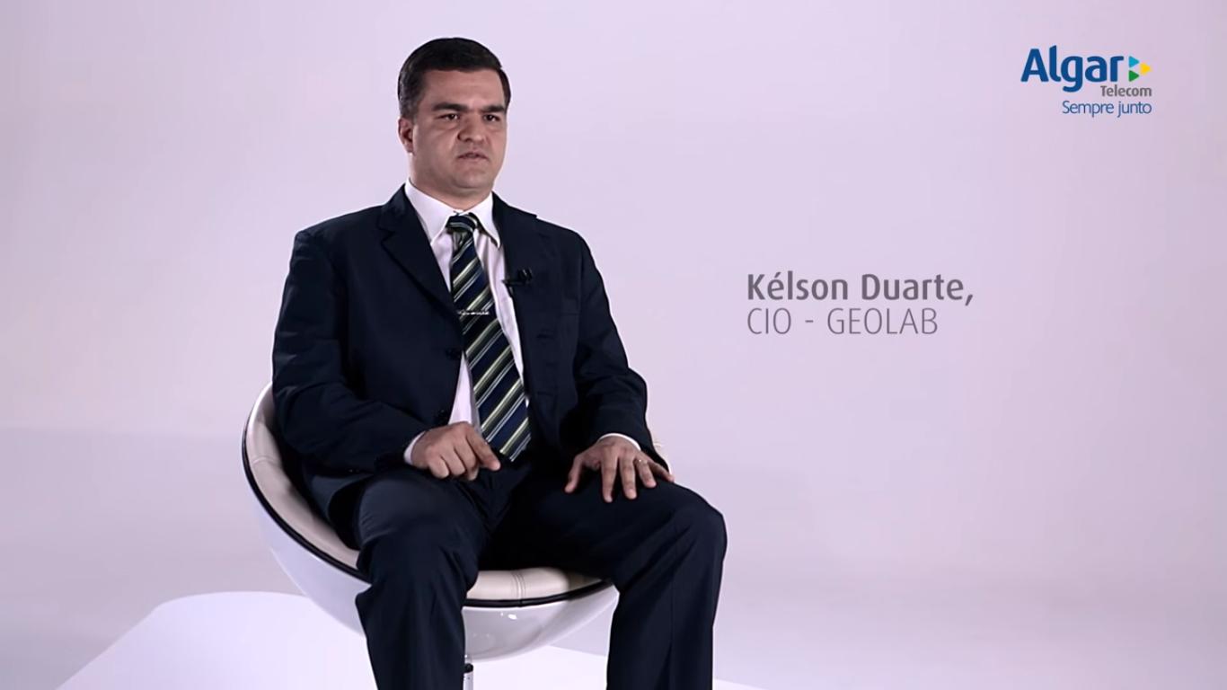 GEOLAB: estratégia de TI para a indústria farmacêutica