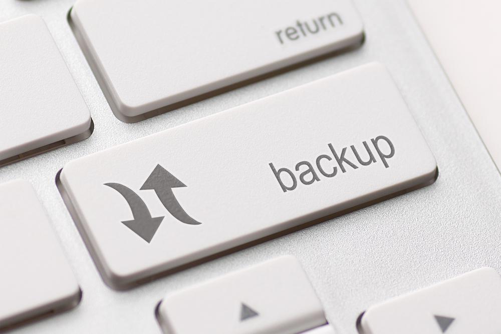 Como evitar os erros cometidos no backup de dados?