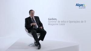 Algar Telecom e Magazine