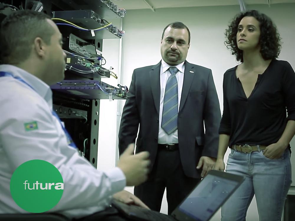 Executivos da Algar Telecom participam do 'Futura Profissão' do Canal Futura