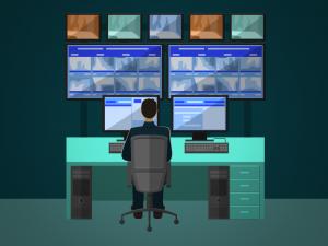 Segurança da informação data center