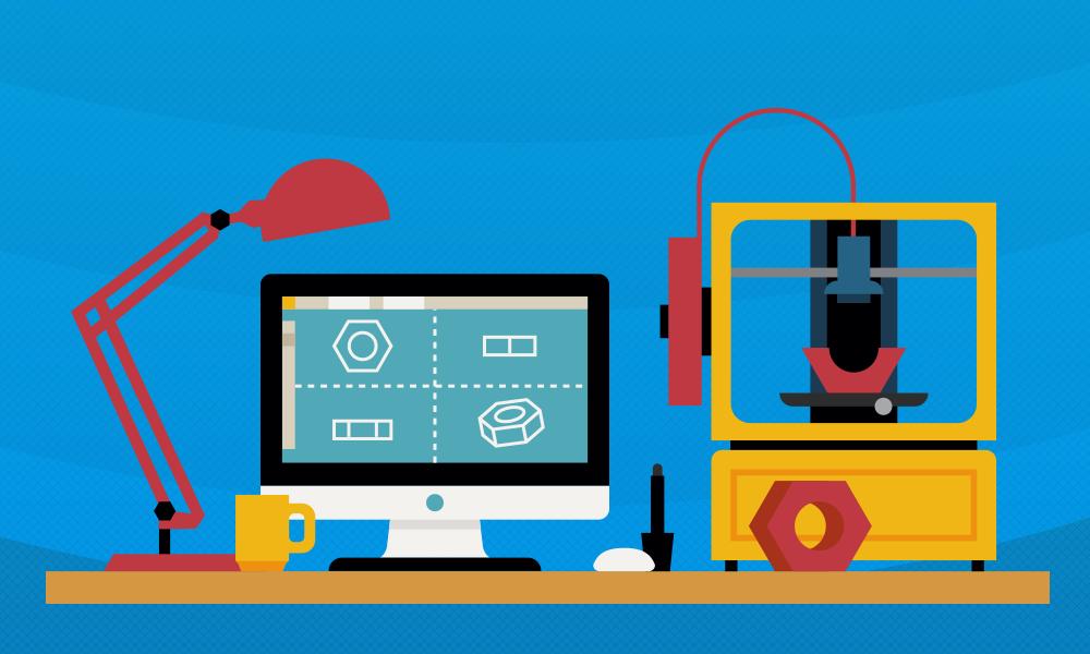 Entenda como as impressoras 3D podem transformar vários setores do mercado