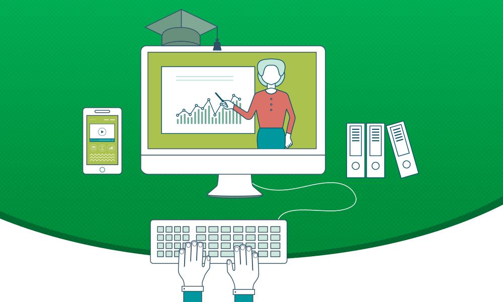 Cursos e aplicativos online para empreendedores