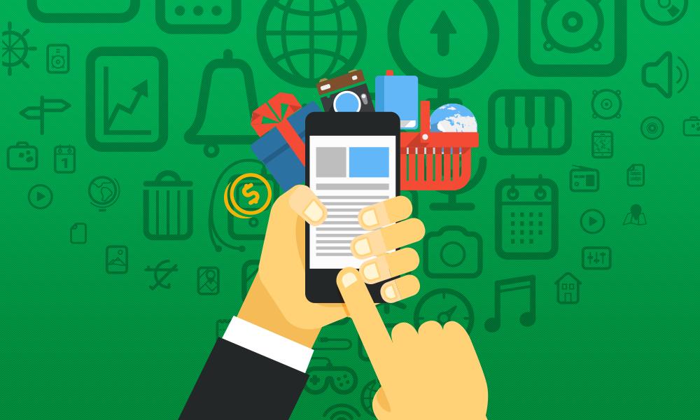 Por que criar uma estratégia de m-commerce?
