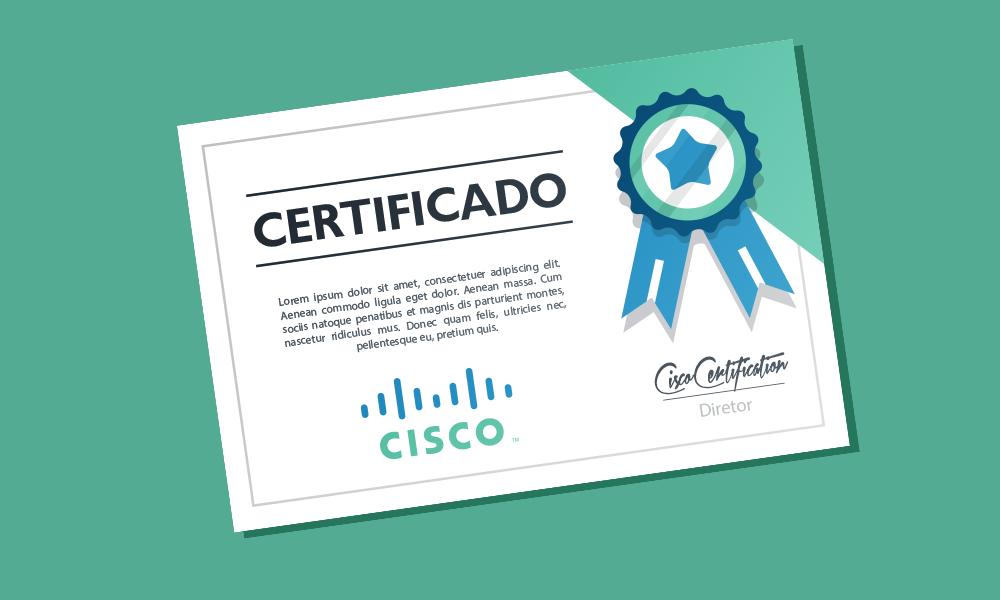 Certificações Cisco