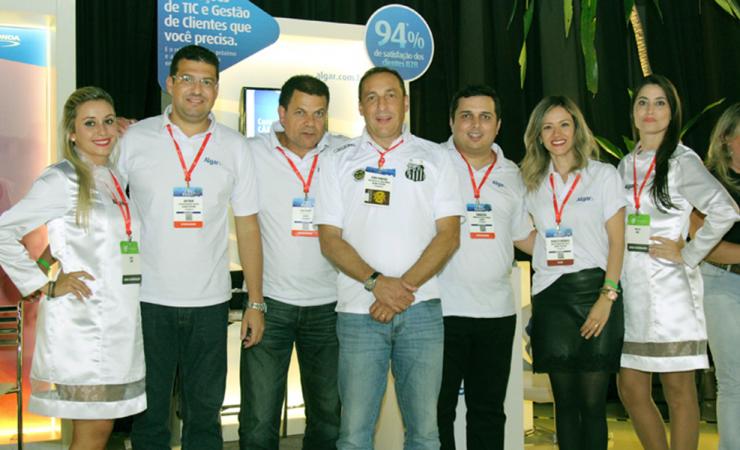 Algar Telecom marca presença no CIO Brasil 2017