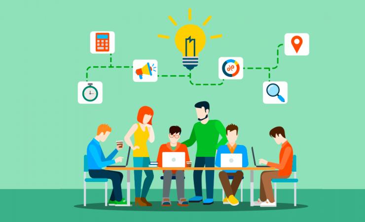 Coworkings são tendências no Brasil e fomentam a inovação