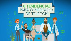 tendências telecom
