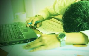 Você é workaholic?