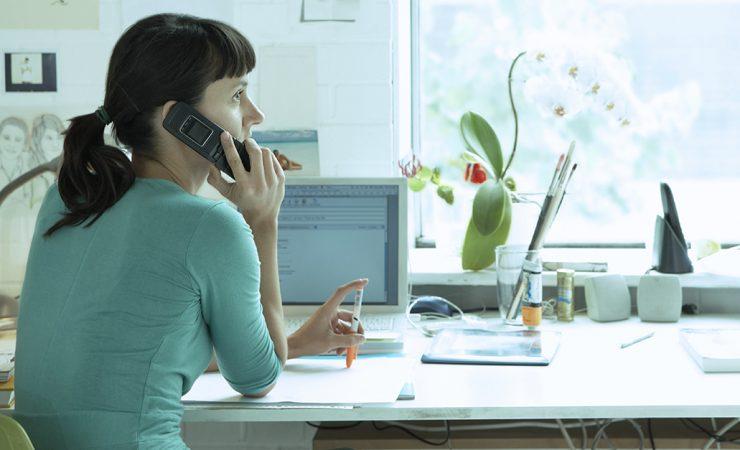 O que devo considerar sobre tecnologia para ter uma franquia home office?