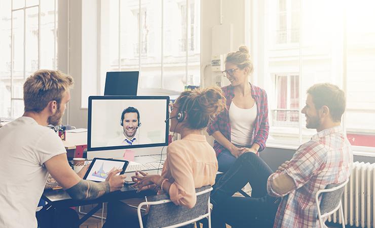5 vantagens da adoção da videoconferência em sua empresa