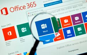 aplicativos Office 365