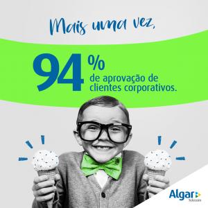 Algar Telecom clientes corporativos