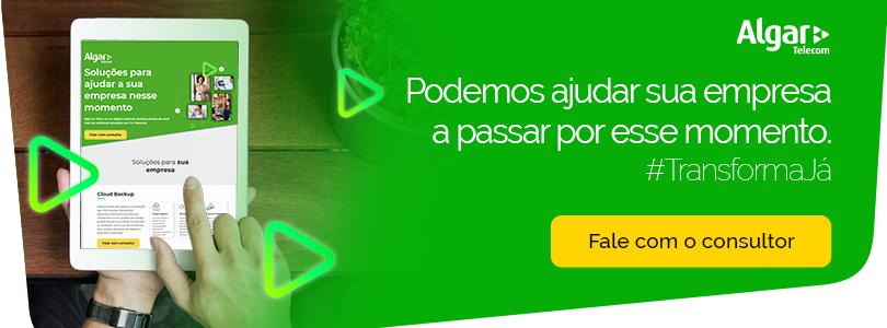 Clique na imagem e saiba mais sobre o Gestão Financeira da Algar Telecom.