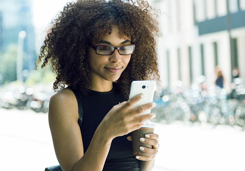 Falta de internet: comunique-se via SMS e resolva o problema